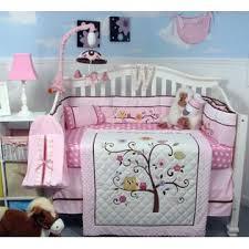 Nursery In A Bag Crib Bedding Set Soho Designs Soho Cherry Blossom Baby Crib Nursery Bedding Set 14