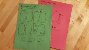 the very hungry caterpillar activities kids crafts
