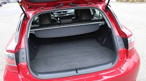 lexus of pleasanton service 2011 lexus ct200h red stock 012324 trunk youtube