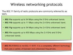 introduction to wifi networking training materials for wireless