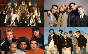 most popular boy bands 2015 the best boy bands of the 90s and 00s ew com