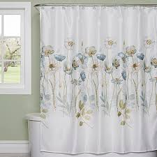 Shower Curtains Bed Bath And Beyond Garden Melody Shower Curtain Bed Bath U0026 Beyond