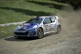 car peugeot 206 peugeot 206 rally car 1999 by bronya47 on deviantart