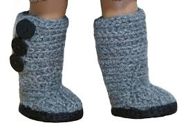 sweater boots with buttons doll patterns yay for yarn