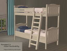 2 Bunk Beds Fixed Nantucket Bunk Bed By Baylor
