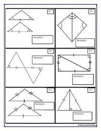 45 best geometry congruent triangles images on pinterest