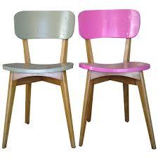 chaises cuisine bois chaise pour salle à manger ou cuisine bois peint en kaki et