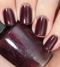 best 25 opi dark red ideas on pinterest fall nail polish nail