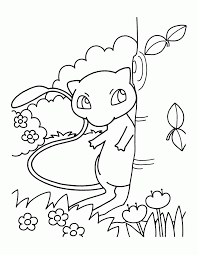 oshawott pokemon coloring page printable pages click the sheet