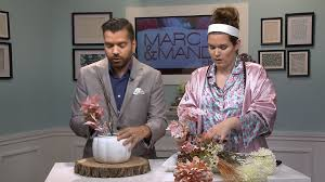 easy diy thanksgiving centrepiece marc and mandy show