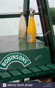 drink bottles below umpires chair wimbledon tennis court