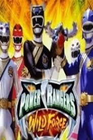 watch power rangers wild force episodes season 1