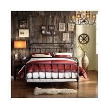 inspire iron bed frame bronze metal vintage style ebay