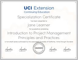 Coursera Courses On Resume The 10 Best Online Project Management Courses Capterra Blog