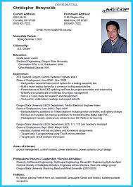 Format Of A Resume Writing An Attractive Ats Resume