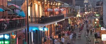 Bourbon Street New Orleans Map by The Pelham Hotel New Orleans Louisiana