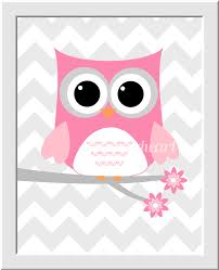 Owl Decor Twins Baby Nursery Wall Art Baby Owls Twice The Fun Love Baby
