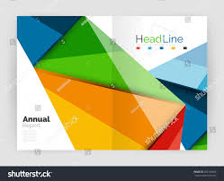 3d low poly shapes design business stock vector 502149280