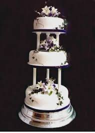 wedding cake layer surrey wedding cakes traditional tiered stacked chocolate
