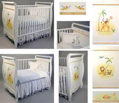 gordonsbury on safari crib bedding set featured at babybox com