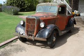 Classic Ford Truck Frames - 1936 ford truck no engine or body and frame in really
