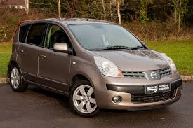 nissan note 2009 used nissan note automatic for sale motors co uk