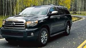 toyota sequoia reliability 2016 toyota sequoia review
