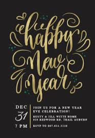 happy new year invitation new year invitation 2018 new year images