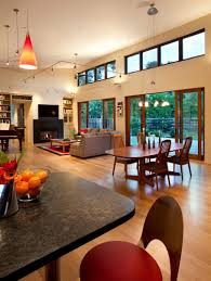 Living Room Dining Room Combo Decorating Ideas Kitchen Adorable Open Modern Floor Plans Small Kitchen Living