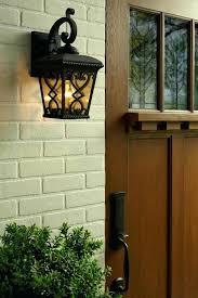 motion sensor front door light door inspirations front door led