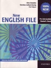 new english file pre intermediate student u0027s book pdf