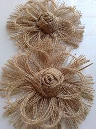 burlap flowers 50 creative diy projects made with burlap burlap crafts burlap
