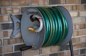best wall mount garden hose reel reviews findingtop com