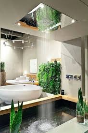 Bathrooms With Freestanding Tubs Contemporary Master Bathroom With Freestanding Bathtub U0026 Rain