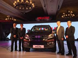 lexus 7 seater price in india isuzu mu x 7 seater suv goes on sale in india price starts at inr