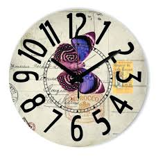 decorative clock wall clocks butterfly wall clock butterfly wall clock india