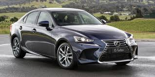 lexus car 2017 2017 lexus is model range pricing and specs new looks and more