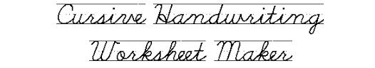 free printable handwriting worksheet generator free worksheets