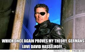 David Hasselhoff Meme - breaking shots fired in mall in munich reports of multiple