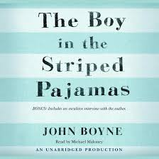 the boy in the striped pajamas audiobook by boyne