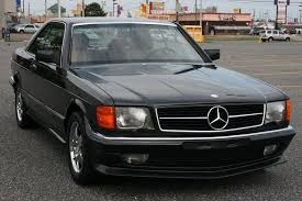 mercedes 560 sec amg for sale mercedes 560 sec coupes 6 0 amg german cars for sale