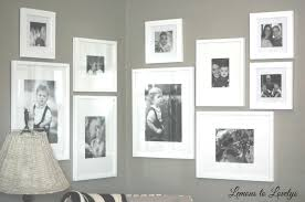 gallery walls lemons lovelys before ordered the black white photos had figure out which direction vertical horizontal each frame was going hang wall