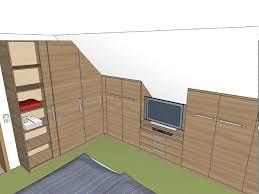 Schlafzimmer Begehbarer Kleiderschrank Schlafzimmer Einbauschrank Dachschräge Tv Youtube