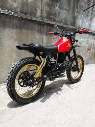 honda xlr bike feature revolt cycles u0027 honda xl125 u201crvlt08 u201d cafe racer
