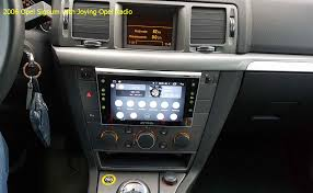 opel signum 2010 joying android 6 0 car stereo autiradio intel sofia system for