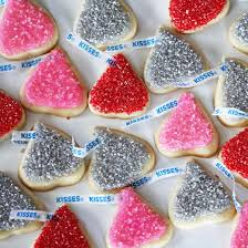 hershey u0027s kiss valentine cookies u2013 best cheap party treat u0026 easy