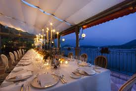 Grand Hotel On Lake Como by Luxury Hotel For Wedding Receptions On Lake Como Grand Hotel