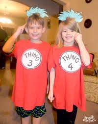 Dr Seuss Family Halloween Costumes by Dr Seuss Birthday Party Sprinkle Some Fun