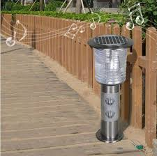 outdoor lights with bluetooth speakers solar garden light bluetooth speaker outdoor led light wireless