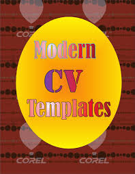 modern cvs templates in ms word free download free books store